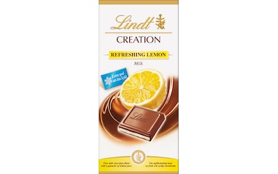 Lindt Creation 150g sitruuna