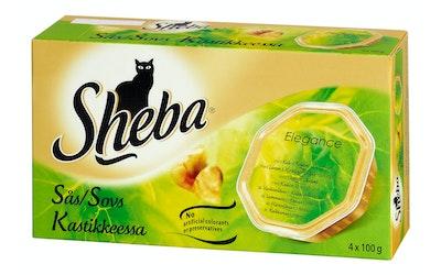 Sheba 4x100g Elegance  rasialajitelma