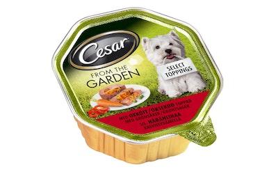 Cesar Garden 150g Härkää kasvissydämellä