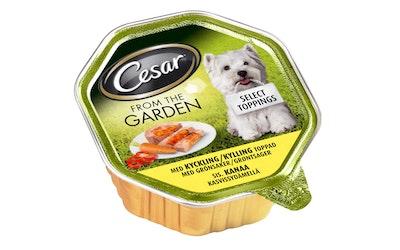 Cesar Garden 150g Kanaa kasvissydämellä