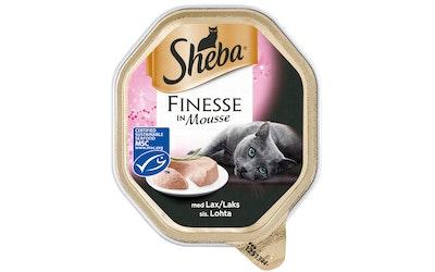 Sheba Finesse mousse 85g lohi MSC sertifioitu