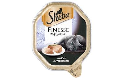 Sheba Finesse mousse 85g vasikka