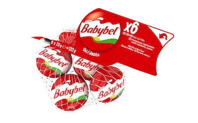 Mini babybel juusto 6x20g
