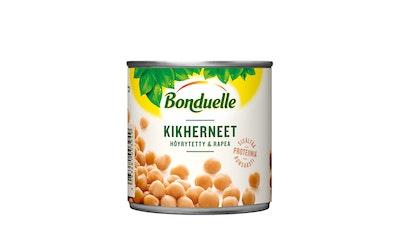 Bonduelle Gourmet 310g/265g kikherneitä höyrytetty&rapea