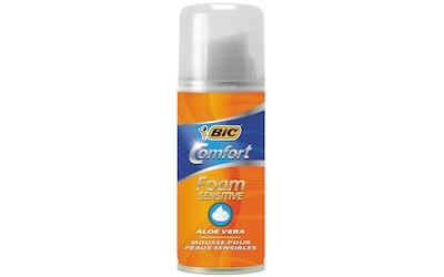 Bic partavaahto 90ml Comfort Sensitive
