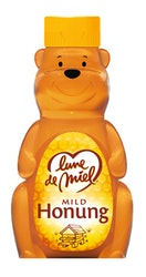 Lune de miel mieto hunaja 250g nalle