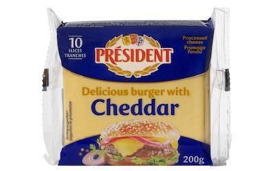 Président Burger Toast 200g
