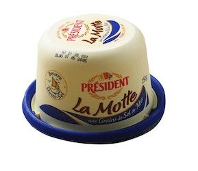 Président La Motte merisuolalla maustettu voi 250g