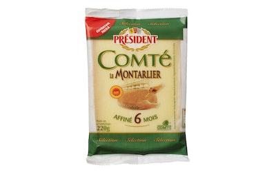 President Comte juusto 220 g