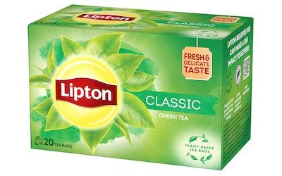 Lipton Vihreä tee 20 ps