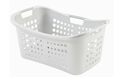 Curver pyykkikori 50l valkoinen - kuva