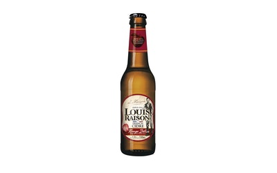 Louis Raison Cidre Rouge 4,5% 0,33l
