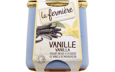 La Fermière vaniljajogurtti 140g