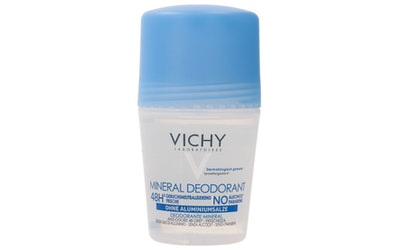 Vichy Antiperspirant deo roll-on 50ml Aluminium Free