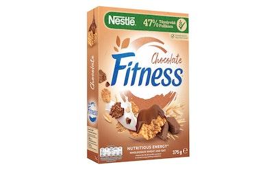 Nestlé Fitness täysjyvähiutale 375g suklaa