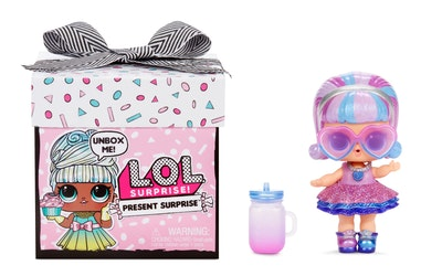L.O.L. Surprise Present Surprise yllätys - kuva
