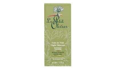 Le Petit Olivier yövoide 50ml Night skincare nourishing olive oil