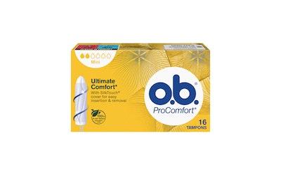 O.b. 16 kpl  Pro Comfort Mini Tamponi