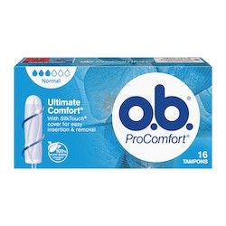 O.b. 16 kpl Pro Comfort Normal Tamponi