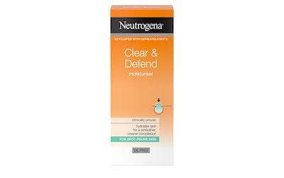 Neutrogena Visibly Clear 50ml Spot Proofing Oil-free Moisturiser kosteusvoide