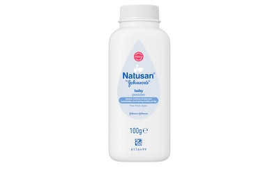 Natusan by Johnson's Baby Powder talkki 100g