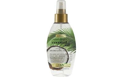 OGX kuivaöljy 118ml Coconut Oil Mist - kuva