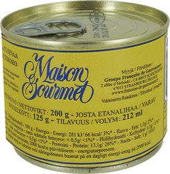 Maison gourmet etanoita 200g/125g