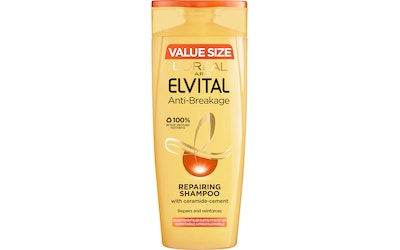 Elvital shampoo 400ml anti-breakage