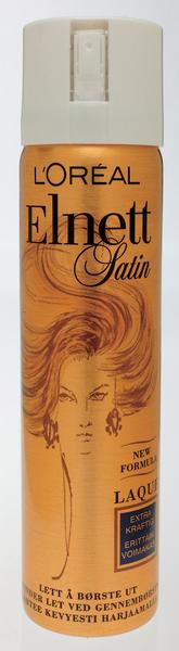 L Oréal Paris Elnett Satin hiuslakka erittäin voimakas 250ml – K-Ruoka c71411e85e