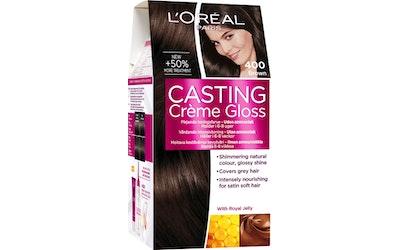 L'Oréal Paris Casting Crème Gloss 400 keskiruskea