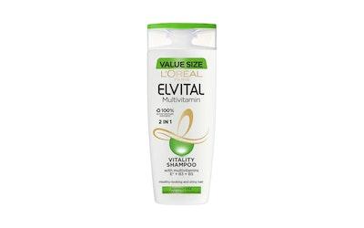 Elvital shampoo 400ml 2in1 Multivitamin
