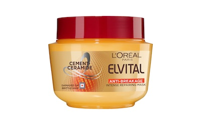 Loreal Paris Elvital hiusnaamio 300ml anti-breakage