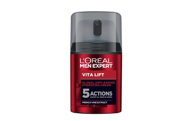 Men Expert 50ml Vita Lift 5 actions Anti-Age-kosteusvoide