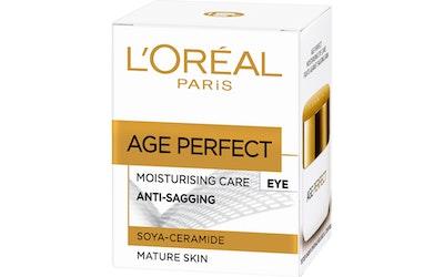 Loreal Paris Age Perfect kosteuttava silmänympärysvoide ikääntyvälle iholle 15g