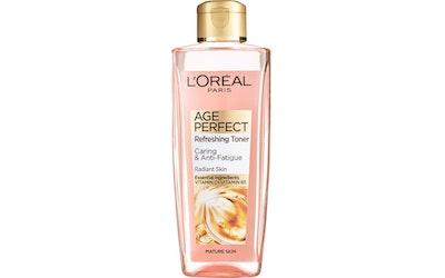 L'Oréal Paris kasvovesi 200ml Age Perfect Refreshing Toner