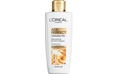 L'Oréal Paris puhdistusemulsio 200ml Age Perfect Cleansing Milk - kuva