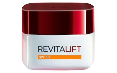 L'Oréal Paris Revitalift 50ml ryppyjä silottava ja ihoa kiinteyttävä päivävoide SK30