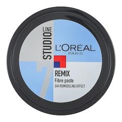L'Oréal Paris StudioLine muotoilutahna 150ml Remix Fibre