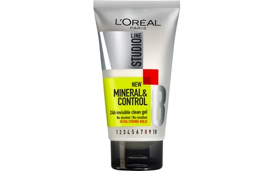 L'Oréal Paris StudioLine muotoilugeeli 150ml Mineral&Control ultravoimakas