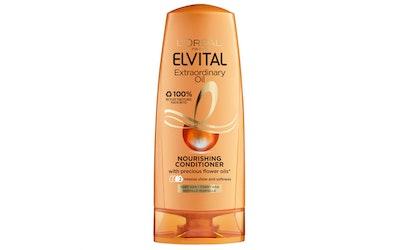 L'Oréal Paris Elvital hoitoaine Extraordinary Oil normaaleille ja kuiville hiuksille 200ml