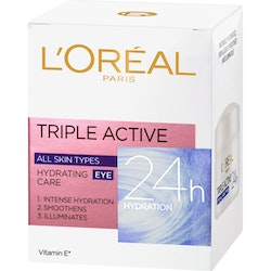 L'oreal Paris 15ml Triple Active Eye Cream silmänympärysvoide