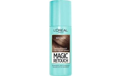 L'Oréal Paris Magic Retouch 75ml Brown Suihkutettava Tyvisävyte