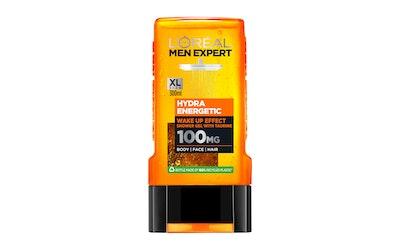 L'Oréal Paris Men Expert suihkugeeli 300ml Hydra Energetic