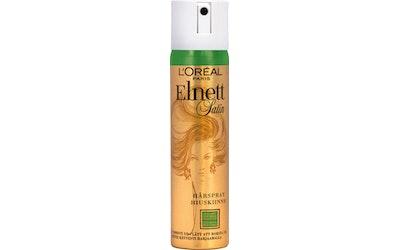L'Oréal Paris Elnett Satin hiuskiinne hajusteeton erittäin voimakas 75ml