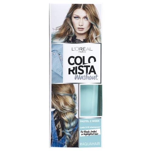 L Oréal Paris Colorista Washout  Aquahair väliaikainen poispestävä hiusväri dda1e429c1