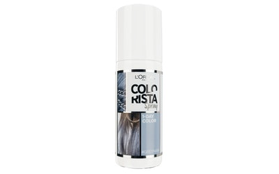 L'Oréal Paris Colorista Spray 75ml #Greyhair 1-Day Colour suihkutettava hiusväri