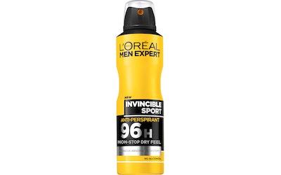 L'Oréal Paris Men Expert Deo Invincible Sport spray anti-perspirant 150ml