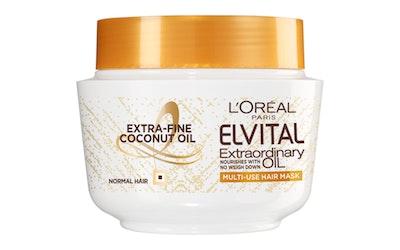 L'Oréal Paris Elvital hiusnaamio 300ml Extraordinary Oil Coconut