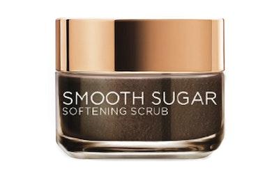 L'Oréal Paris Smooth Sugars 50ml Caring Scrub ravitseva sokerikuorinta