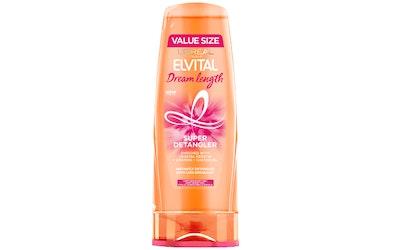 L'Oréal Paris Elvital 400ml Dream Length HairDetangler hoitoaine pitkille, vaurioituneille hiuksille